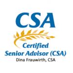 Certified Senior Advisor Icon